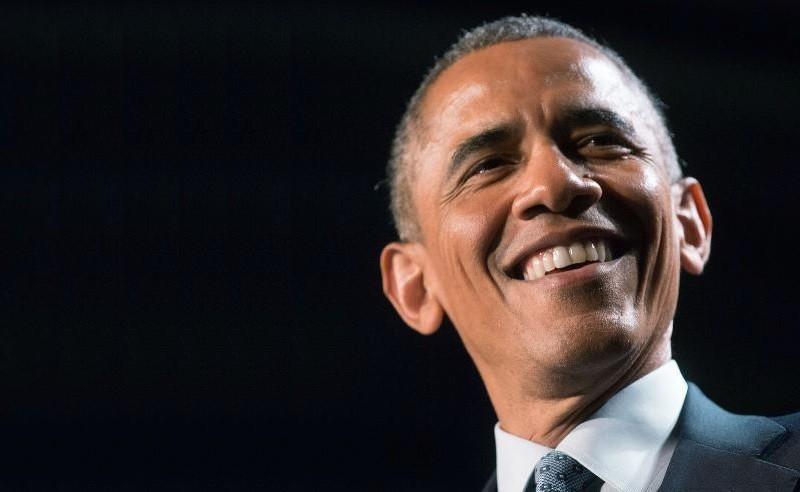 La imagen de la nueva cuenta de Barack Obama en Twitter.