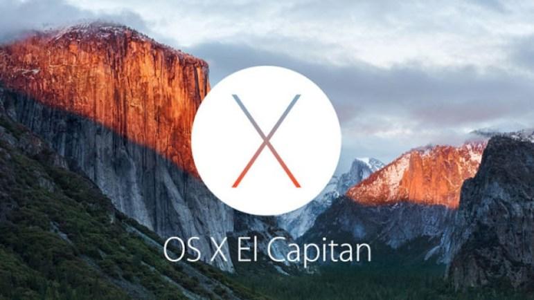 #WWDC15: Apple presenta su nuevo OS X El Capitan