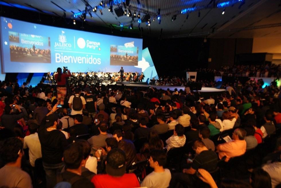 En México se celebra el evento de Internet más grande del mundo. Imagen: José Luis Adriano