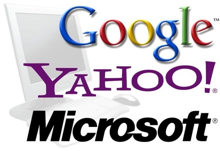 Yahoo podría aliarse con Google y terminar con Microsoft
