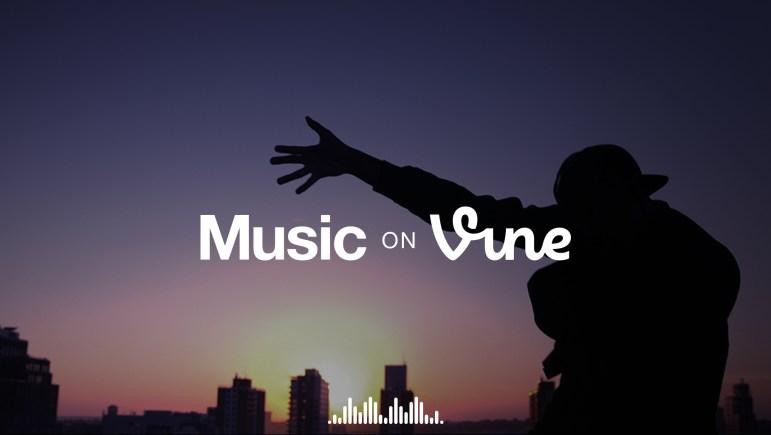 musica en vine