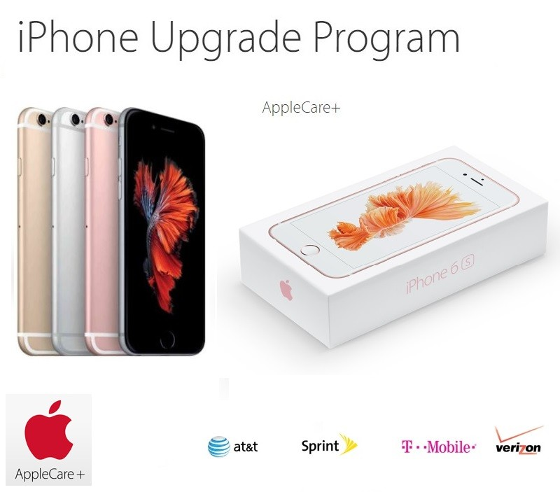 AppleiPhone 6supgrade