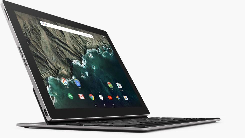 Google Pixel C tablet2