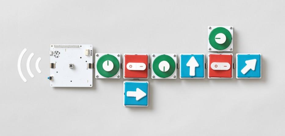Google Project Bloks El sistema que ensenara a los ninos a programar