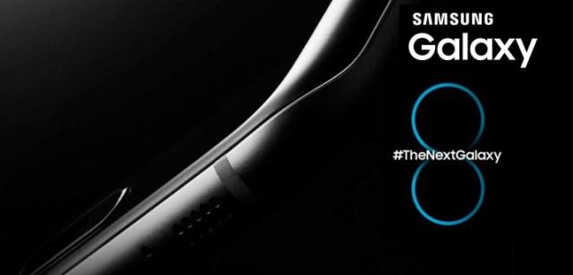 CES 2017: Filtran imagen del Samsung Galaxy S8 ¿Sin Botones fisicos?