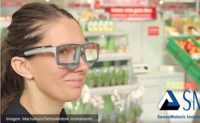 Apple potencia línea de trabajo de realidad aumentada compra a SensoMotoric-2