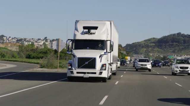 Uber saca video de camion autónomo de 2da generacion ¡Adios Google y Tesla!-1