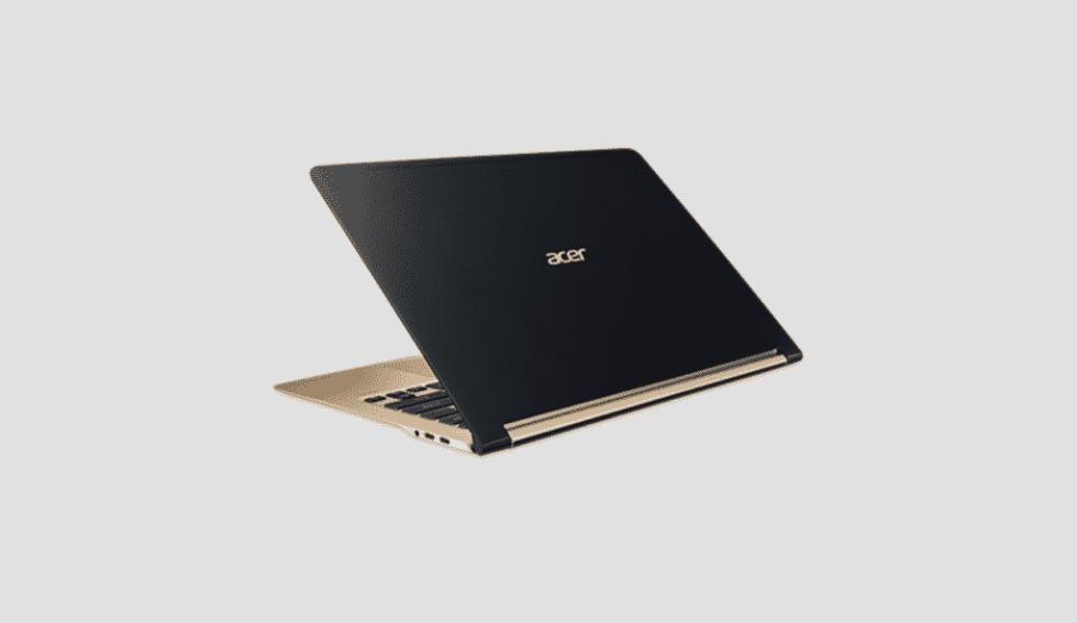 Acer Swift 7: ¿Sera realmente la mas delgada del mundo? #CES2018-1