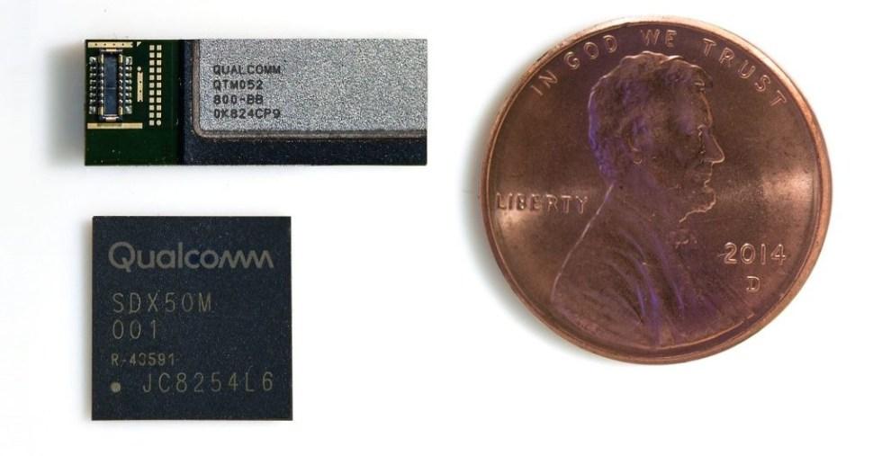 Qualcomm nos acerca al 5G presenta nuevos componentes para los smartphones-2