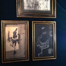 Hoyer & Kast Interiors - Nilufar Showroom Kunst