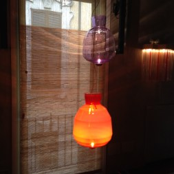 Hoyer & Kast Interiors - Nilufar Showroom Mailand Lampen