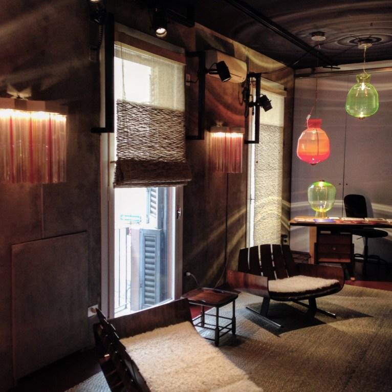 Hoyer & Kast Interiors - Nilufar Showroom Mailand