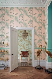 Cole & Son Icons Palm Leaves Wallpaper