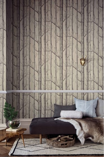 Cole & Son Icons Woods Wallpaper