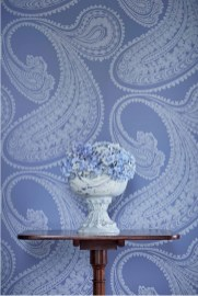 Cole & Son Rajapur Flock Wallpaper