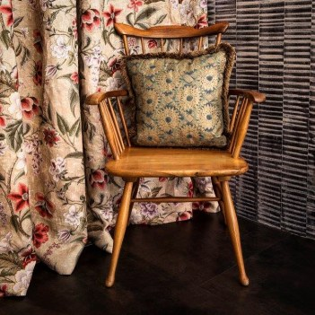 Hoyer & Kast Interiors - Fortuny und Colefax Stoffe