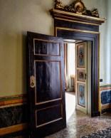 Historisches Interieur in Mailand