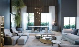 Meridiani Sofa - Hoyer & Kast Interiors München
