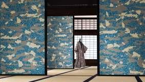Fortuny Mosaik Installation