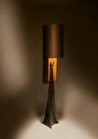Maison Charles FELIX AGOSTINI Tischlampe