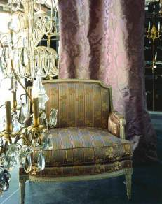 Tassinari & Chatel Lampas & Damast - Hoyer & Kast Interiors