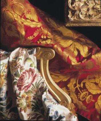 Tassinari & Chatel Seidenstoffe - Hoyer & Kast Interiors