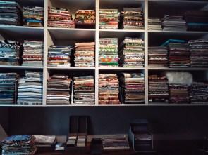Hoyer & Kast Interiors Showroom - Dekostoffe