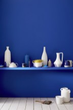 Little Greene Ultra Blue - Hoyer & Kast Interiors