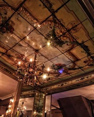 Belle Epoque Restaurant Paris