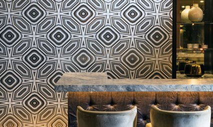 Flavor Paper for Arte Highway Tapete - Hoyer & Kast Interiors