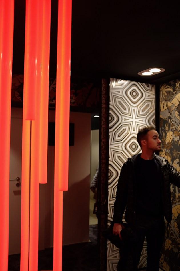 Flavor Paper for Arte Wallcoverings - Hoyer & Kast Interiors