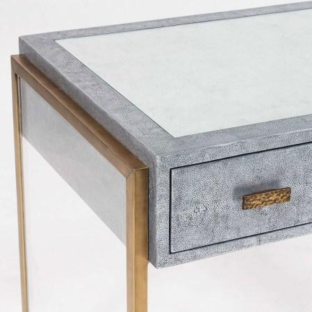 Julian Chichester Brooklyn Dressing Table Detail - Hoyer & Kast Interiors