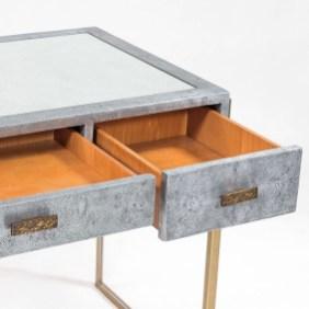 Julian Chichester Brooklyn Dressing Table - Hoyer & Kast Interiors