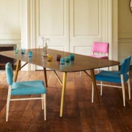 Julian Chichester Esstisch und Stühle - Hoyer & Kast Interiors