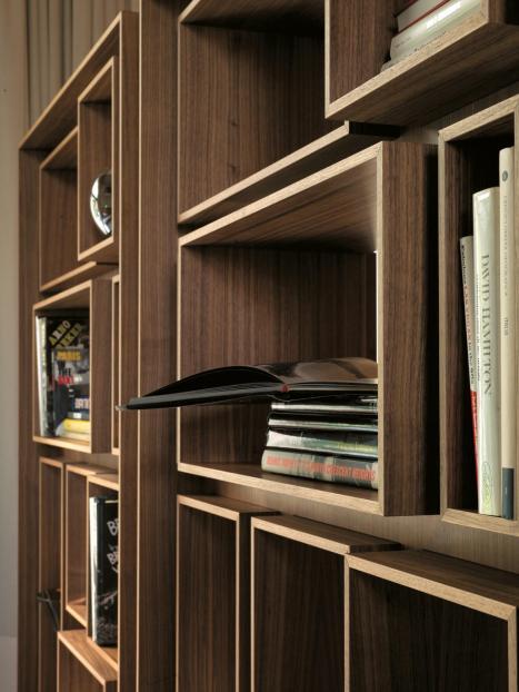 Porada Showroom - Hoyer & Kast Interiors