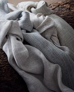 De Le Cuona reine Wolle und Leinen - Hoyer & Kast Interiors