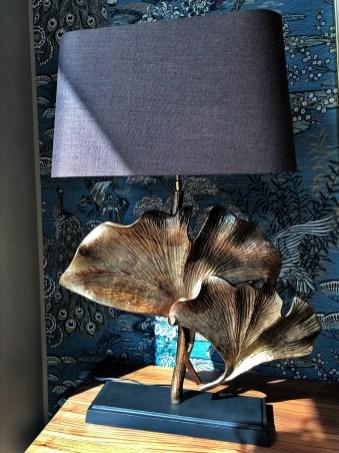 Hoyer & Kast Interiors Gingko Tischlampe