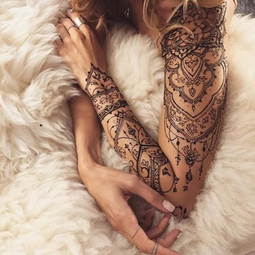 Tatuajes De Mandalas Diseños Y Significado Para Hombre Y Mujer