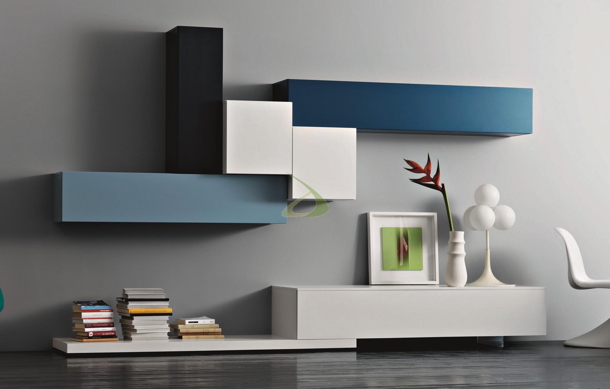 muebles de salon baratos de colores  Hoy LowCost