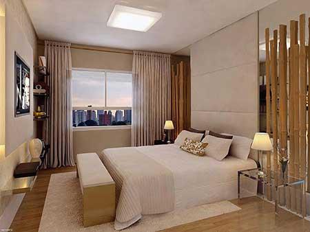 decoracion dormitorios con espejos  Hoy LowCost