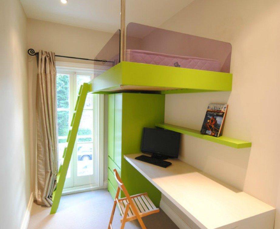 decorar habitacion juvenil muy pequea  Hoy LowCost