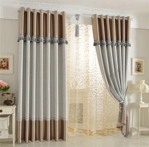 diseo cortinas dobles para salones  copia  Hoy LowCost