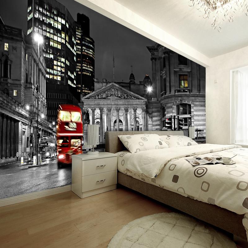 decoracion paredes dormitorio marimonio pequeo  Hoy LowCost