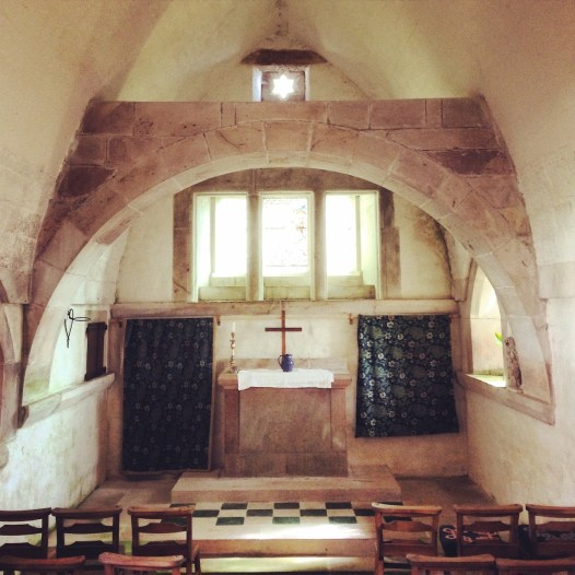 Melsetter House Chapel of St Colm and St Margaret