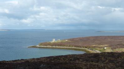 Scad Head Coast Artillery Battery Hoy