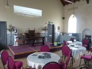 War Heritage Drop-in meeting in Hoy Kirk
