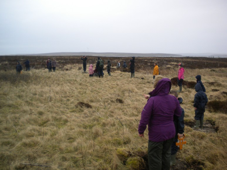 Field-based active learning in practice identifying a barrage balloon site
