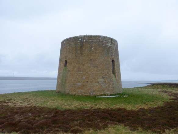ND39SW 10.0 - Crockness Martello Tower