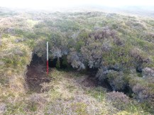 Z025 - Mortar Pit on Wee Fea