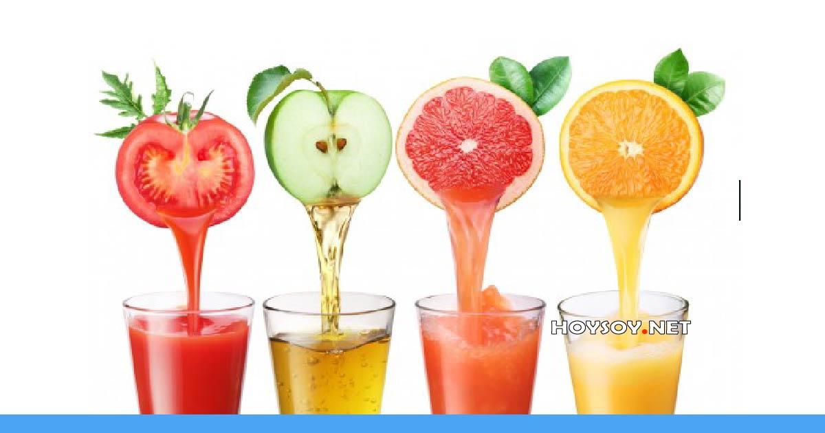 como desintoxicar el cuerpo con jugos